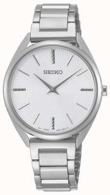 Seiko | Conceptual Series | Womens | Silver Bracelet SWR031P1