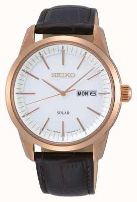 Seiko | Conceptual Series | Mens | Classic | Solar | SNE530P1