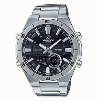 Casio | Edifice | Mens | Standard Chronograph | Black Dial | ERA-110D-1AVEF