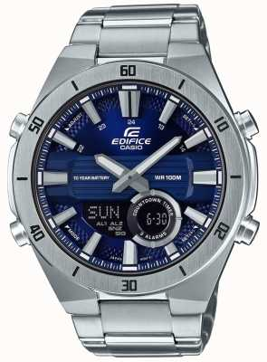 Casio | Edifice | Mens | Standard Chronograph | Blue Dial | ERA-110D-2AVEF