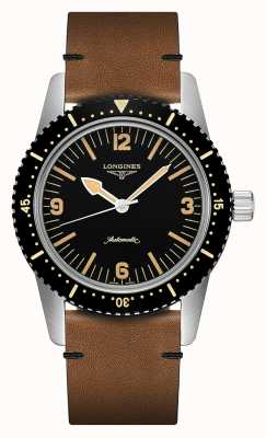 Longines | Skin Diver Watch Heritage | Men's | Swiss Automatic | L28224562