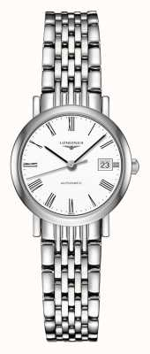 Longines | Elegant Collection | Women's 25.5mm | Swiss Automatic | L43094116