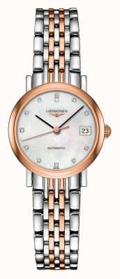 Longines | Elegant Collection | Women's 25.5mm | Swiss Automatic | L43095877