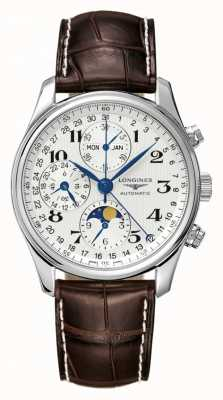 Longines | Master Collection 40mm | Men's | Swiss Automatic | L26734783