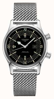 Longines | Legend Diver Heritage | Men's | Swiss Automatic | L33744506