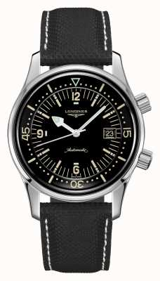 Longines | Legend Diver Heritage | Men's | Swiss Automatic | L37744500