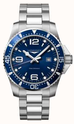 Longines | HydroConquest Sport | Men's 44mm | Swiss Quartz | L38404966