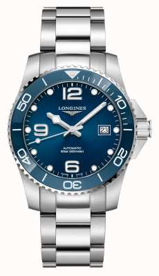 Longines | HydroConquest Ceramic | Men's 41mm | Swiss Automatic | L37814966