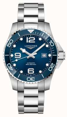 Longines | HydroConquest Ceramic | Men's 43mm | Swiss Automatic | L37824966