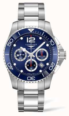 Longines | HydroConquest Sport | Men's 43mm | Swiss Automatic | L38834966