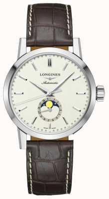 Longines | 1832 Collection | Men's | Moon Phase | Swiss Automatic L48264922