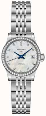 Longines | Record | Woman's | Swiss Quartz | L23200876