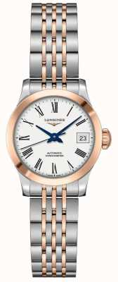 Longines | Record | Women's | Swiss Automatic L23205117