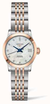 Longines | Record | Women's | Swiss Automatic | L23205877