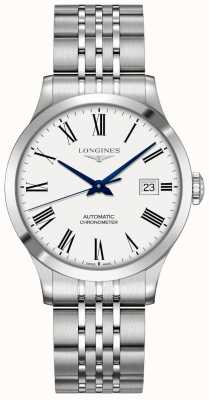 Longines | Record | Men's | Swiss Automatic | L28204116