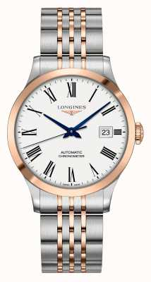 Longines | Record | Men's | Swiss Automatic | L28205117