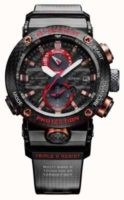 Casio | Gravitymaster | Carbon Core Guard | Red Carbon | GWR-B1000X-1AER