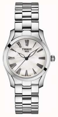 Tissot | T-Wave |Women's Stainless Steel Bracelet | Mother Of Pearl T1122101111300
