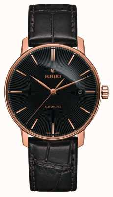 RADO Coupole Classic Automatic Brown Leather Bracelet Watch R22861165