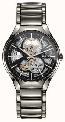 Rado | True Automatic Open Heart | Plasma High-tech Ceramic R27510152