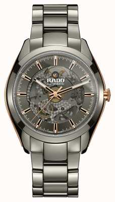 RADO Hyperchrome Automatic Open Heart Ceramic Bracelet Watch R32021102