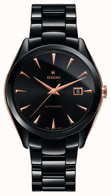 RADO HyperChrome Automatic Plasma High-Tech Ceramic Watch R32252162