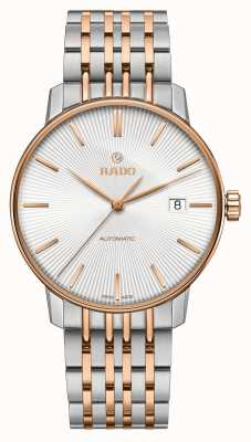 RADO Coupole Classic Automatic Two-Tone Bracelet Watch R22860027