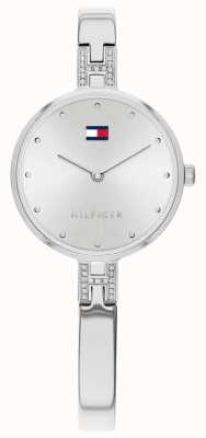 Tommy Hilfiger Kit | Stainless Steel Bracelet | Silver Dial | 1782137