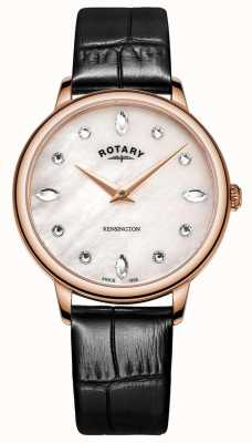 Rotary | Women's Kensington | Mother Of Pearl Swarovski Dial | LS05174/41