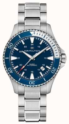 Hamilton | Khaki Navy | Scuba Automatic | Blue Dial | H82345141