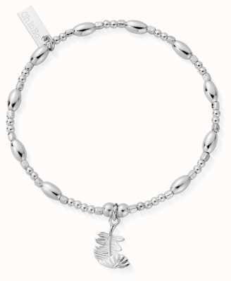 ChloBo   Sterling Silver 'Blessed Be' Bracelet   SBLRC2531