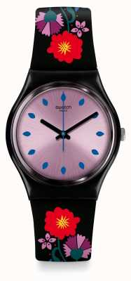 Swatch | Original Gent | Coquelicotte Watch | GB319
