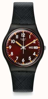 Swatch | Original Gent | Sir Red Watch | GB753