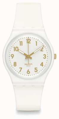 Swatch | Original Gent | White Bishop Watch | GW164