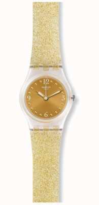 Swatch | Original Lady | Golden Glistar Too Watch | LK382