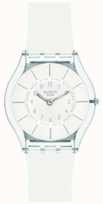 Swatch | Skin Classic | White Classiness Watch | SFK360