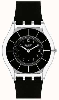 Swatch | Skin Classic | Black Classiness Watch | SFK361