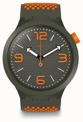 Swatch | Big Bold | BBBeauty Watch | Khaki SO27M101