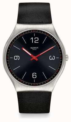 Swatch | Skin Irony 42 | Skinblack Watch | SS07S100