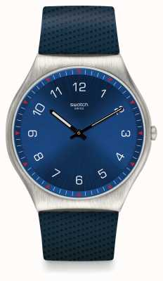 Swatch | Skin Irony 42 | Skinnavy Watch | SS07S102