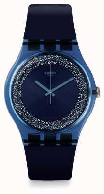 Swatch | New Gent | Bluesparkles Watch | SUON134