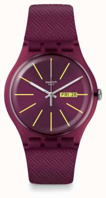 Swatch | New Gent | Winery Watch | SUOR709