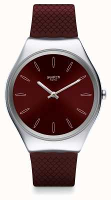 Swatch | Skin Irony | Skinburgundy Watch | SYXS120