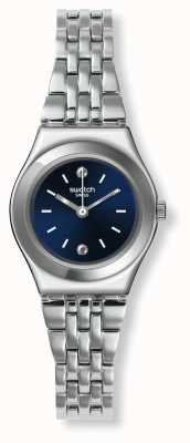 Swatch | Iron Lady | Sloane Stainless Steel Watch | YSS288G