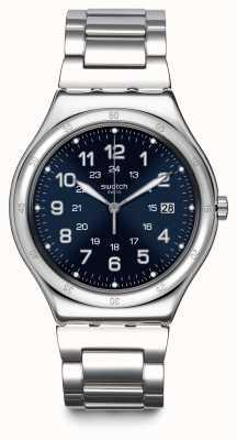 Swatch   Irony Big Classic   Blue Boat Watch   YWS420G