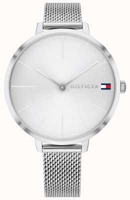 Tommy Hilfiger Project Z | Steel Mesh Bracelet | Silver Dial | 1782163