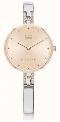 Tommy Hilfiger Kit | Stainless Steel Bracelet | Rose Gold Dial | 1782138