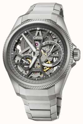 Oris | Big Crown ProPilot X Calibre 115 Skeleton Bracelet | 01 115 7759 7153-SET7 22 01TLC