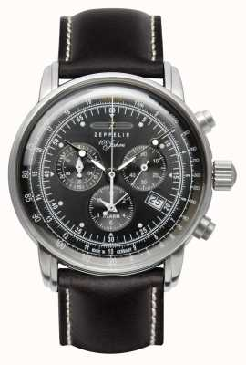 Zeppelin Zeppelin | Series 100 Years | Chronograph Date | Leather 7690-2