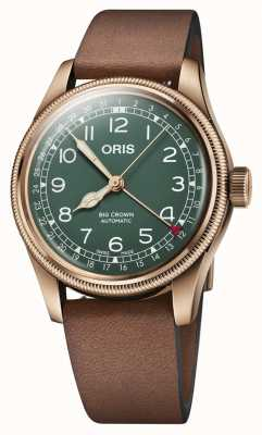 Oris | Big Crown Pointer Date 80th Anniversary Edition | 01 754 7741 3167-07 5 20 58BR